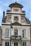 Bâtiment historique gentil à Gand Belgique Photographie stock libre de droits