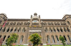 Bâtiment historique Kuala Lumpur Malaysia d'architecture photo libre de droits