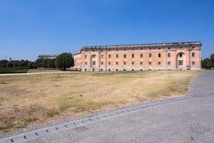 Bâtiment latéral de Caserte Royal Palace Photo libre de droits