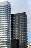 Bâtiment moderne à Stockholm, Suède Images libres de droits