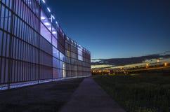 Bâtiment moderne Photographie stock libre de droits