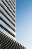 Bâtiment moderne d'architecture Images stock