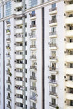 Bâtiment moderne en Kuala Lumpur, Malaisie, Asie photographie stock