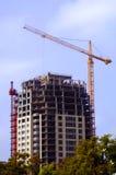 Bâtiment neuf 2 Photos libres de droits