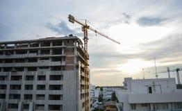 Bâtiment ou construction pour des affaires Image stock