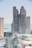 Bâtiment, Qingdao Photo stock