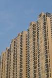 Bâtiment résidentiel Image stock