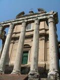 Bâtiment romain Photo stock