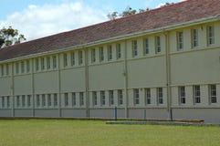 Bâtiment scolaire Photographie stock libre de droits