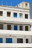 Bâtiment simple sur Malte Photo libre de droits