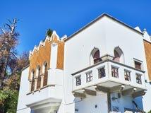 Bâtiment vénitien de style Île grecque de Kos, région égéenne du sud, Grèce Photographie stock libre de droits