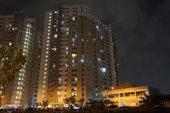 Bâtiment, ville et appartement images libres de droits