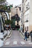 Bâtiments à Paris Images stock