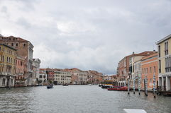 Bâtiments à Venise photo libre de droits