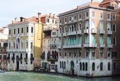 Bâtiments à Venise Image stock