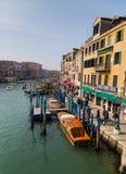 Bâtiments à Venise au cours de la journée Photographie stock