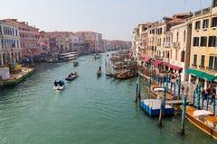 Bâtiments à Venise au cours de la journée Photos stock