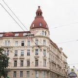 Bâtiments à Vienne Images libres de droits