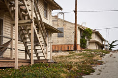 Bâtiments abandonnés Images libres de droits