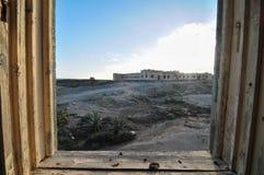 Bâtiments abandonnés Image stock