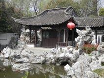 Bâtiments antiques chinois Photos libres de droits