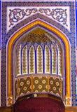 Bâtiments antiques d'architecte de mosquée de Boukhara de ville historique Images libres de droits