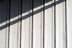 Bâtiments crus de ciment Image stock