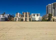 Bâtiments dans Long Beach, CA Images stock