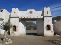 Bâtiments de bravo de fort Photos libres de droits