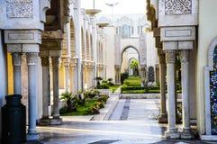 Bâtiments de Casablanca Tipical images libres de droits