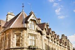 Bâtiments de Cirencester photographie stock libre de droits
