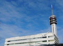 Bâtiments de KPN aux Pays-Bas photo libre de droits