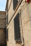 Bâtiments de pueblo Espanol Palma de Mallorca Spain Image stock