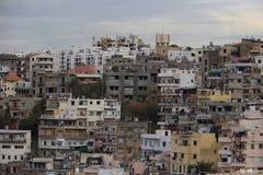 Bâtiments de Tripoli, Liban Image libre de droits