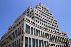 Bâtiments du centre modernes de bureau municipal photos stock