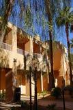 Bâtiments du sud-ouest d'hôtel de style image stock