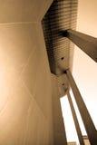 Bâtiments en béton Photographie stock libre de droits