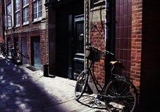 Bâtiments et éléments, Danemark Photographie stock libre de droits