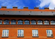 Bâtiments et éléments, Danemark Image stock
