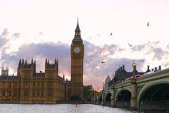 Bâtiments historiques à Londres image stock