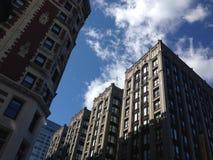 Bâtiments historiques Boston du centre Images libres de droits