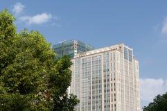 Bâtiments modernes à Changhaï Chine Photo libre de droits