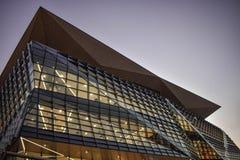Bâtiments modernes dans l'Australie de Sydney photos libres de droits