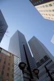 Bâtiments modernes dans la ville Dallas image libre de droits