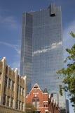 Bâtiments modernes dans la ville gentille Fort Worth images libres de droits