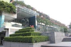 Bâtiments modernes dans SHEKOU SHENZHEN image libre de droits