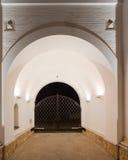 Bâtiments orthodoxes de temple Photos stock
