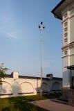 Bâtiments orthodoxes de temple Images stock