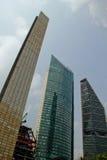 Bâtiments résidentiels à Mexico Images stock