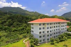 Bâtiments résidentiels de hall Image libre de droits